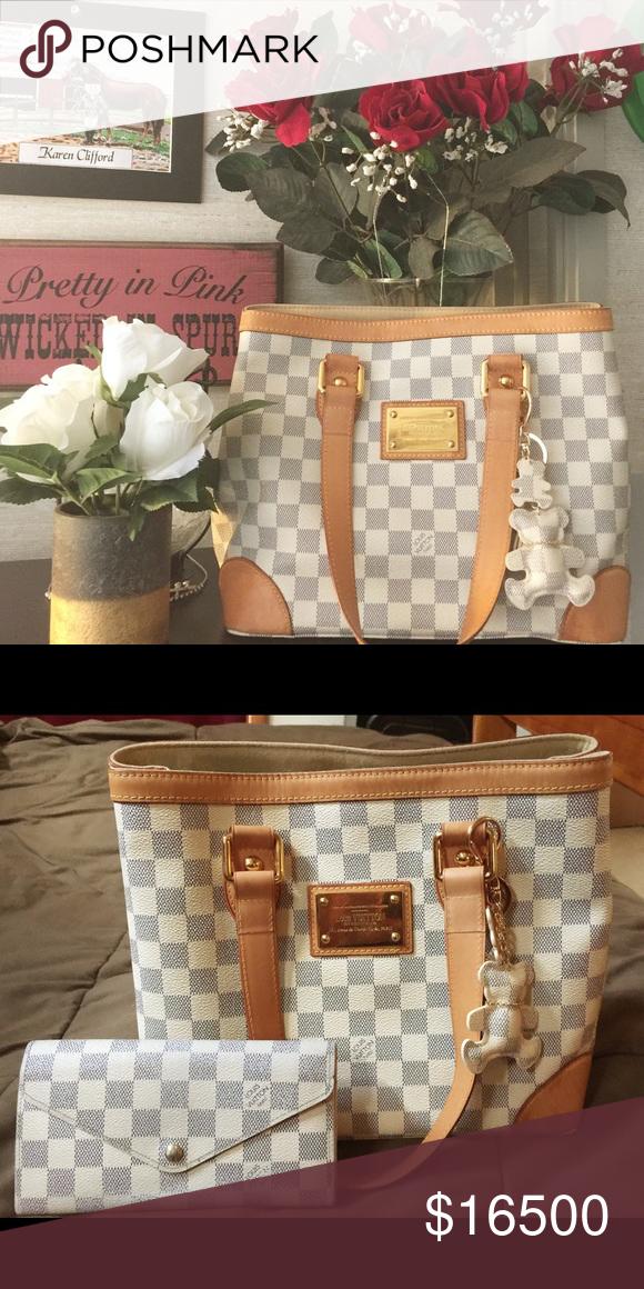 4e55b79d797b Louis Vuitton Hampstead PM   Josephine wallet 💯 percent authentic LV  Hampstead in excellent condition.