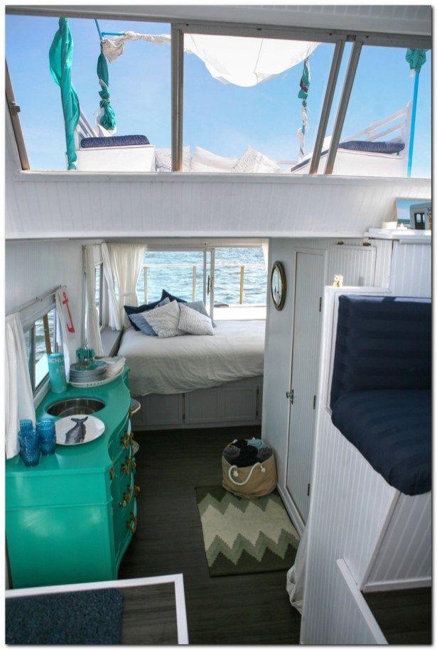 Houseboat Interiors Ideas 17