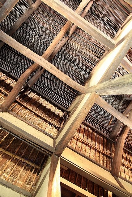 Ceiling 天井 てんじょう Traditional Japanese Architecture