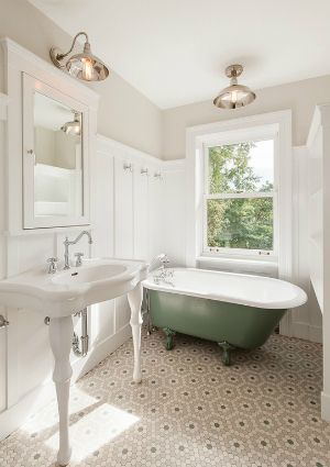 The Dos And Don Ts Of Tiling A Small Bathroom Victorian Bathroom Full Bathroom Designs Bathroom Interior