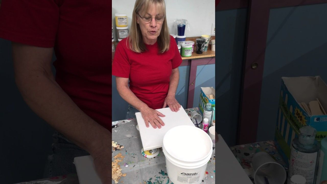 Beginner S Guide Basic Supplies For Acrylic Paint Pouring