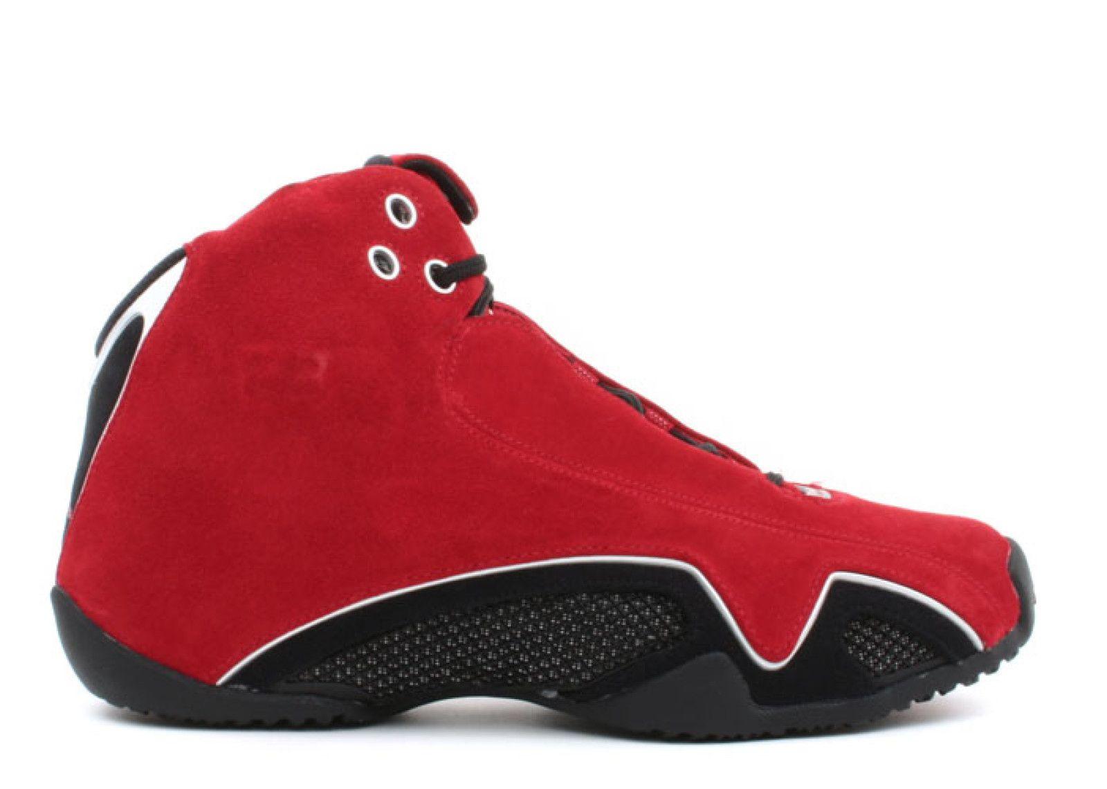 8a9b06a3027bf7 Fightclub.com - Red Suede Air Jordan 21