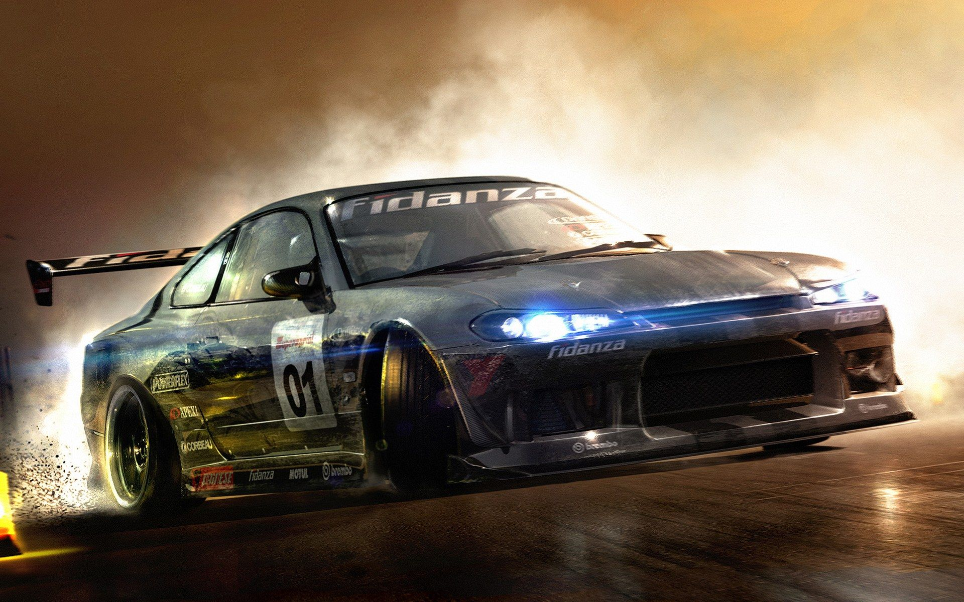 Photo Of Cool Cars | Car, Cars, Cool, Driver, Game, Racing Photo