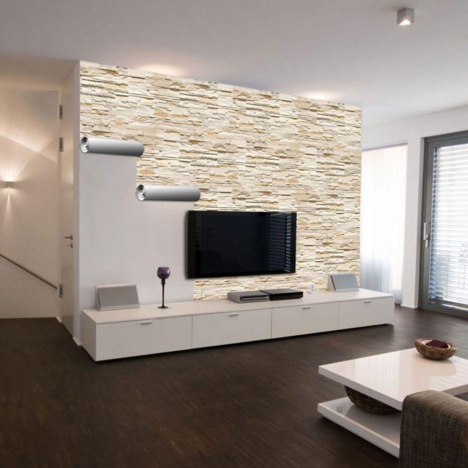 Fesselnd Wohnzimmer Design Wand