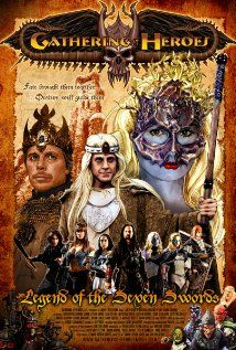Watch Gathering of Heroes: Legend of the Seven Swords Full-Movie Streaming