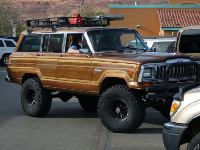 Jeeps For Sale Bc >> Luxury Assault Recreational Vehicle Build image by RutSoc | Jeep suv, Jeep wagoneer, Vintage jeep