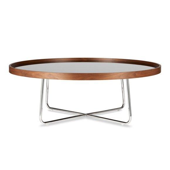 Yuro Table Basse Clubtisch Couchtisch Metall Tisch