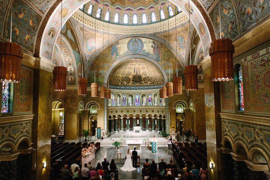 Elegant Chicago Wedding from Justine Bursoni Elizabeth
