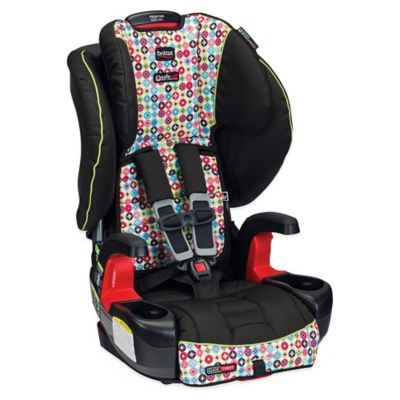Booster Car Seats > BRITAX Frontier (G1.1) ClickTight Harness-2-Booster Seat in Kaleidoscope