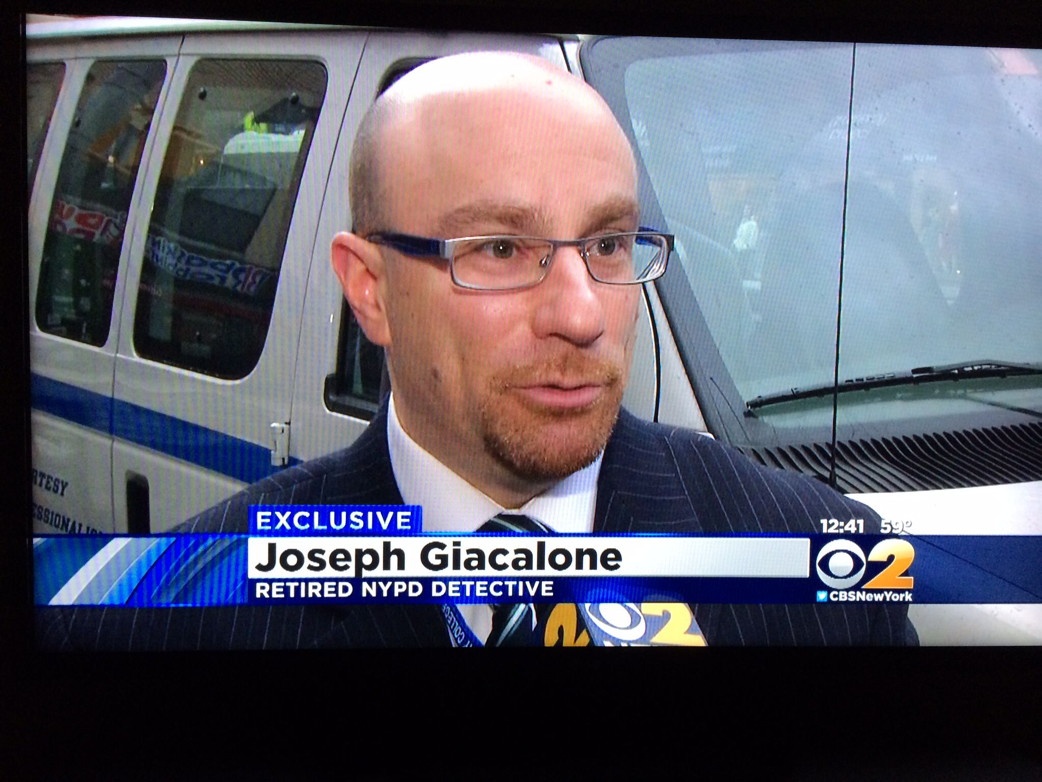 From my recent interview on CBS Channel 2 News, New York