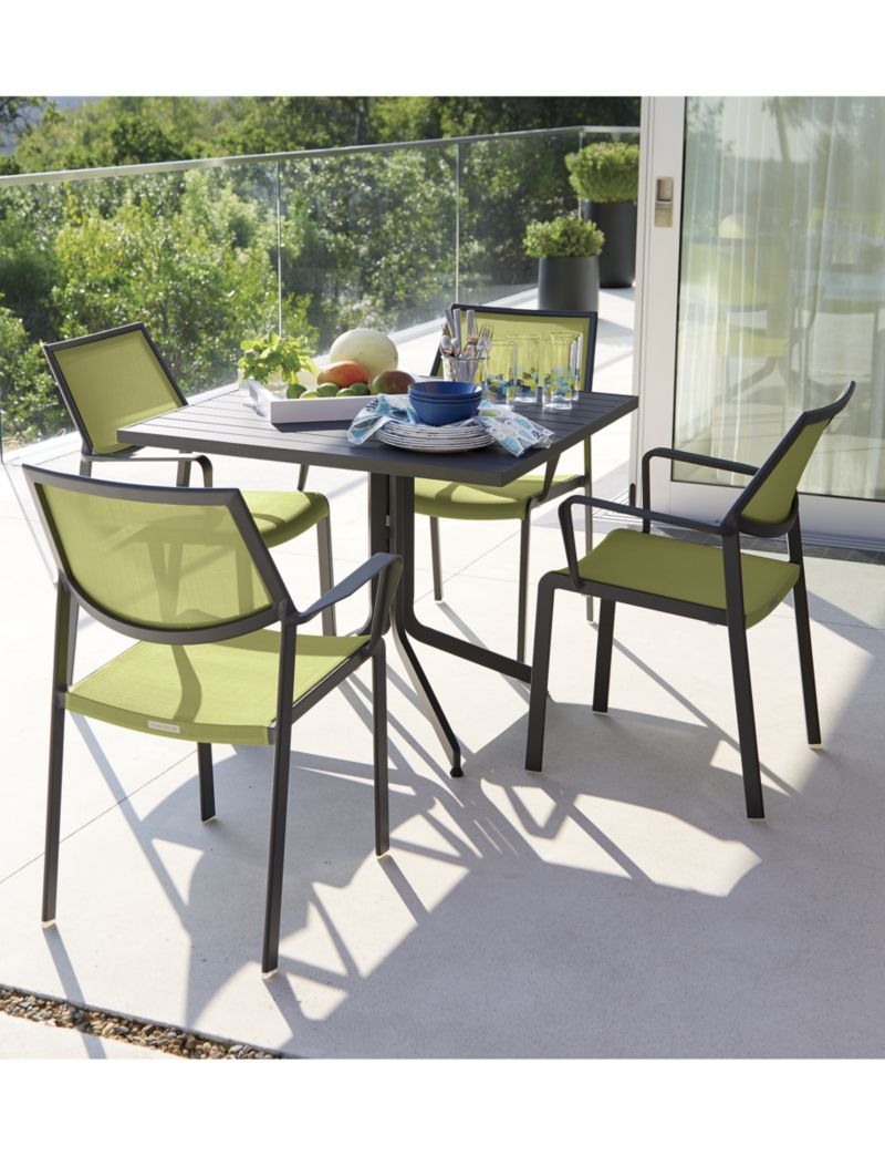 Largo Square Fliptop Dining Table Dining Table Outdoor