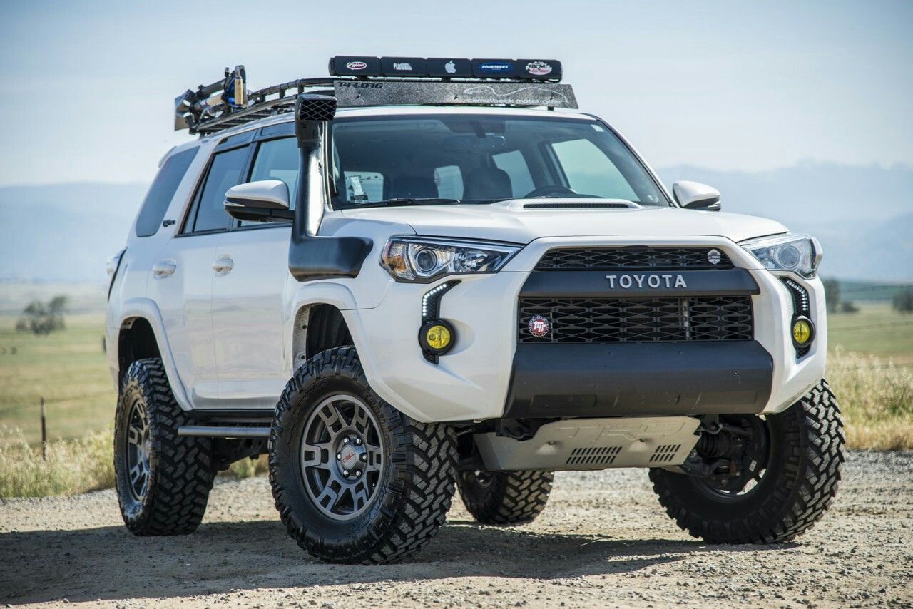 Build with matte grey | LOVE THE GREASE | 2015 toyota 4runner