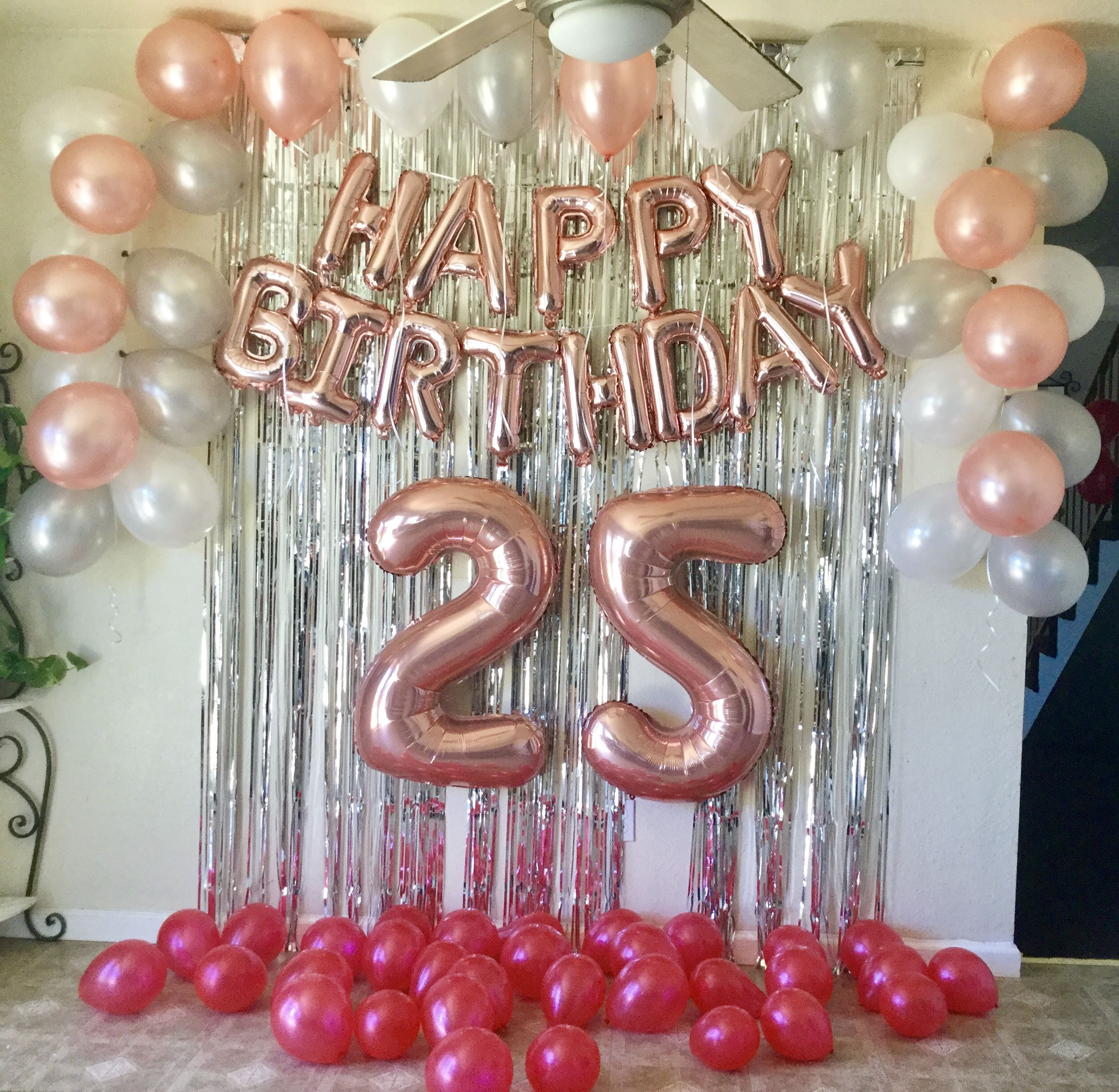 Pin On Happy 25th Birthday