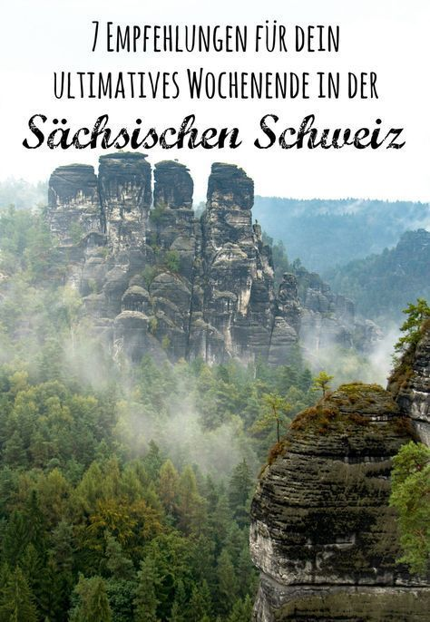 Photo of 7 recommendations for your weekend in Saxon Switzerland