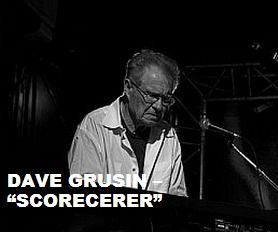 "TODAY (June 26) Mr.Robert David Grusin a.k.a Dave Grusin is 80.  Happy Birthday Sir. To watch his 'VIDEO PORTRAIT'  'Dave Grusin  -  ""Scorecerer""' in a large format, to hear  'YOUR BEST OF Dave Grusin' on Spotify, go to >>http://go.rvj.pm/b4"