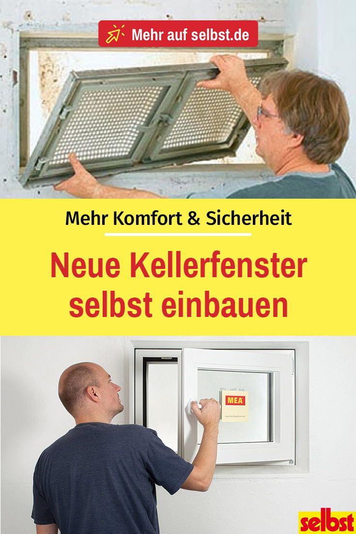 Kellerfenster| selbst.de