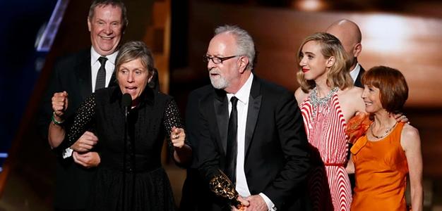 Olive Kitteridge Emmy 2015