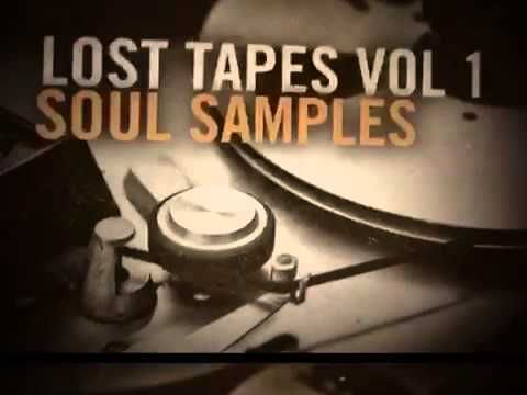 Download Lost Soul Tapes - Royalty Free Soul Samples