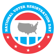 National Voter Registration Day  Sign Up As A Partner And