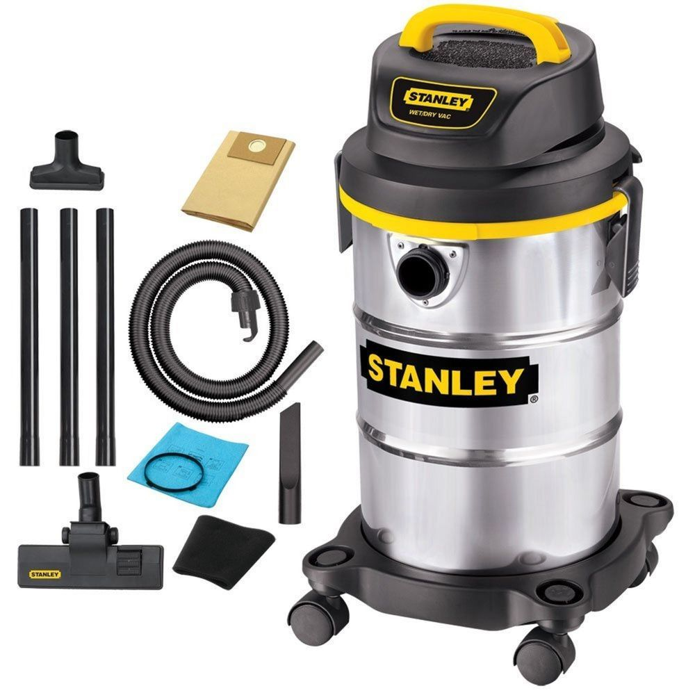 5 4 Stanley Wet Gallon Dry Portable Vacuum Sl18130p Series