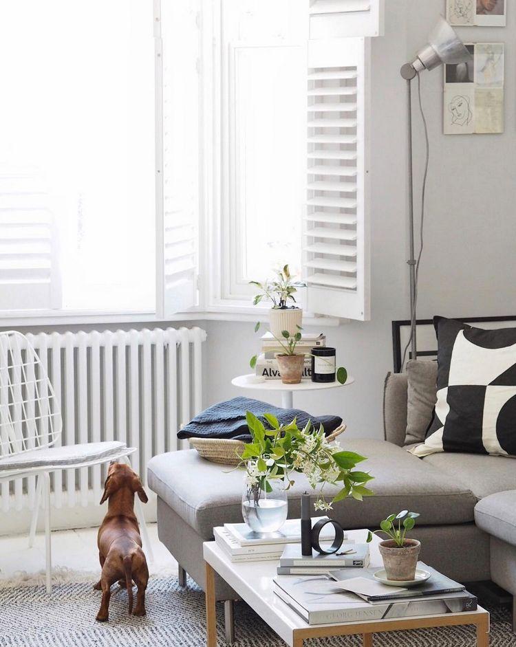 My Scandinavian Home Cate St Hill S Scandinavian Inspired London Oasis Living Room Scandinavian Scandinavian Design Living Room Bedroom Furniture Design
