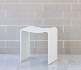 Cascade Bathroom Shower Stool