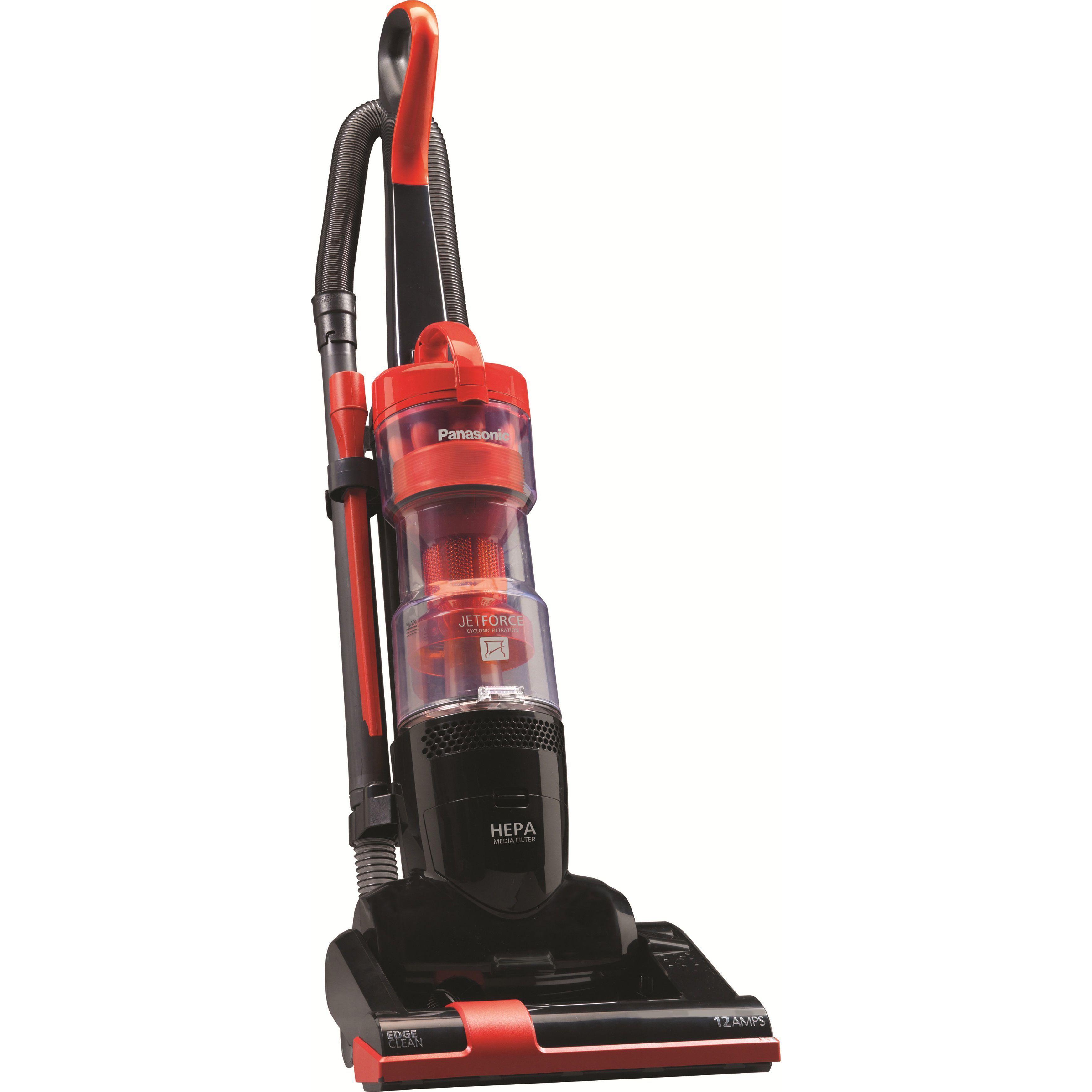 Panasonic MCUL423 Bagless Jet Force Upright Vacuum