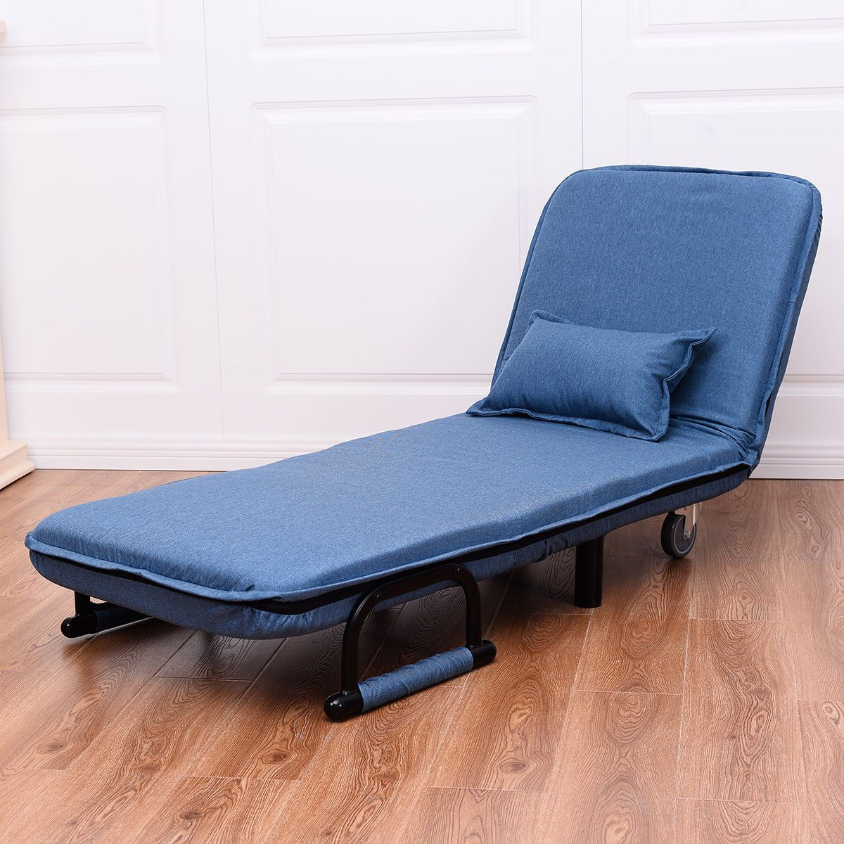 Convertible Folding Leisure Recliner Sofa Bed in 2020
