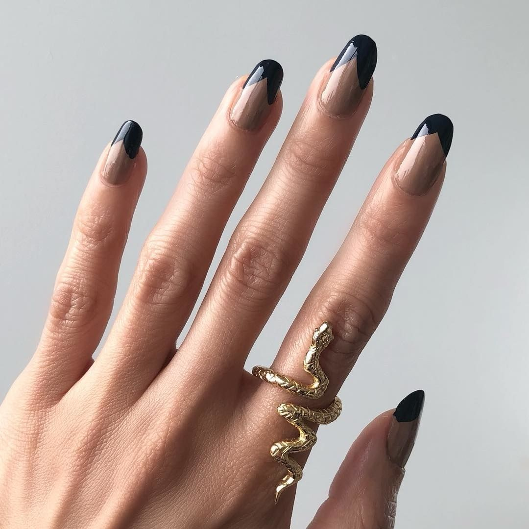 10 Lovely Nail Polish Trends For Fall Winter 2020 Pouted Com In 2020 Fall Nail Trends Fall Manicure Fall Nail Art Designs