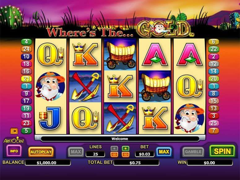 Бесплатный игровой автомат wheres the gold Серпухов