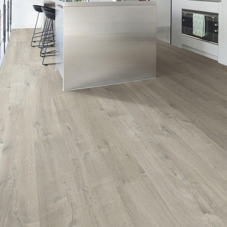 QuickStep Impressive Soft Oak Grey IM3558 Laminate