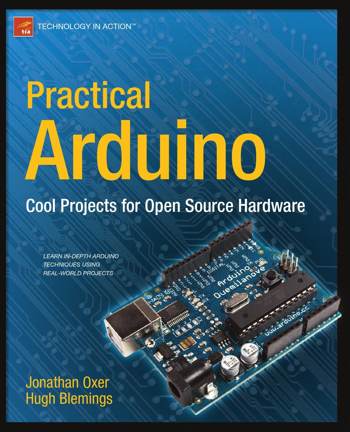 Practical Arduino Cool Projects For Open Source Hardware Pdf