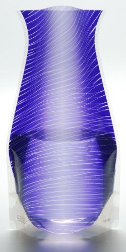 Transisto Purple Vazu Vase Not Glass Details Can Be Found By