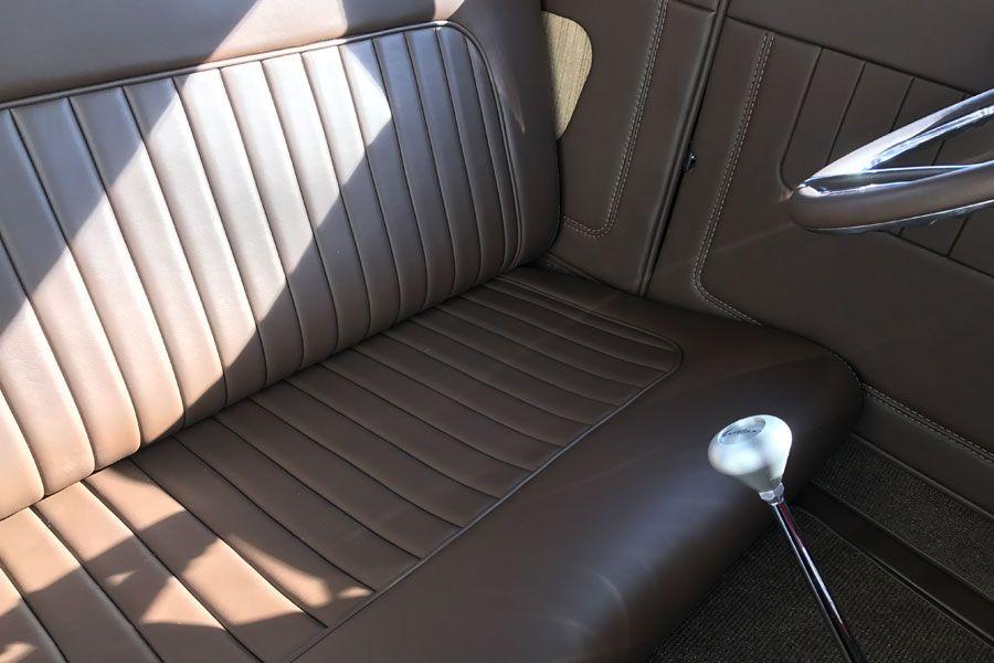 Bux Customs | Custom Hot Rod Interiors | Hot rods, Hotrod ...