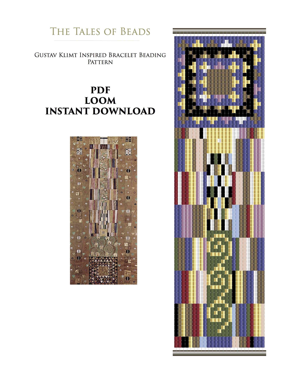 Seed Bead Loom Patterns Best Design Inspiration