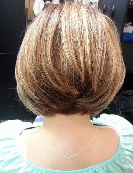 20 Bilder Mit Abgestuften Bob Frisuren Bob Frisur Frisuren Haarschnitt Halblang