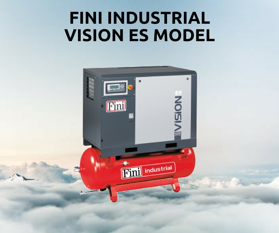 Introducing the FINI Vision Range, ES Version. Includes a
