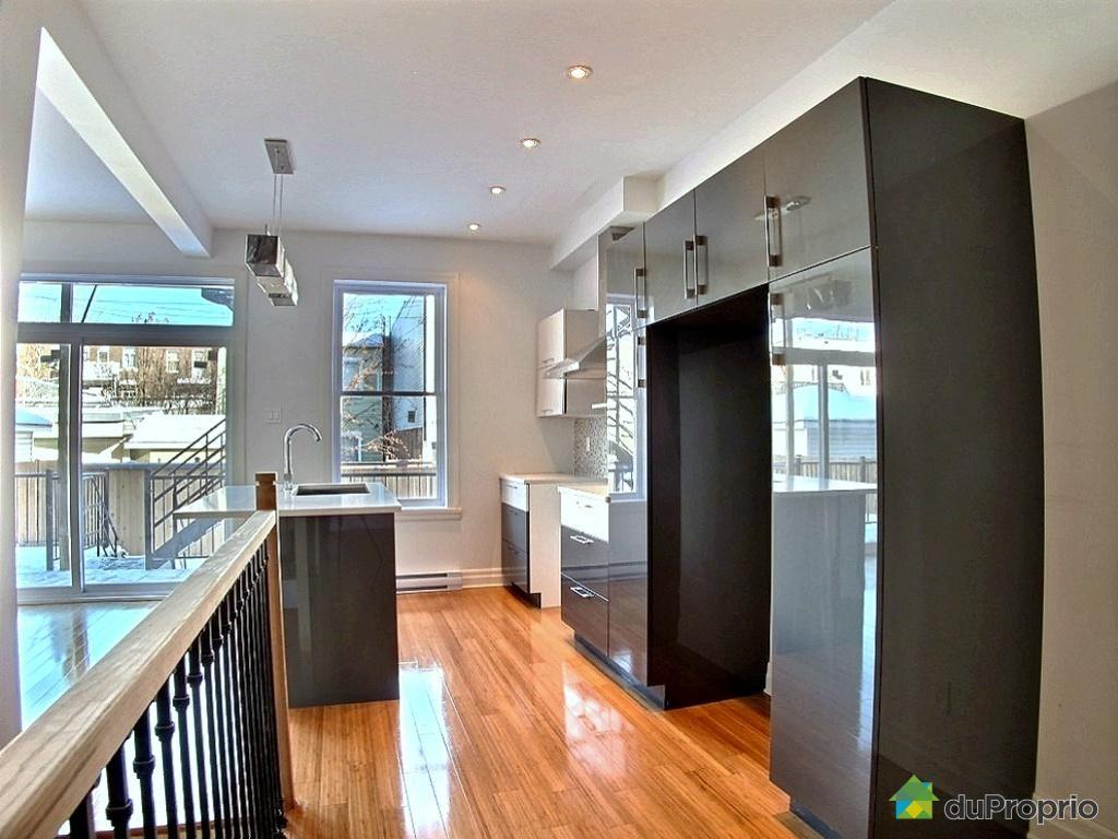 Triplex a vendre Montréal, 5621-5625, rue Lafond, immobilier Québec   DuProprio