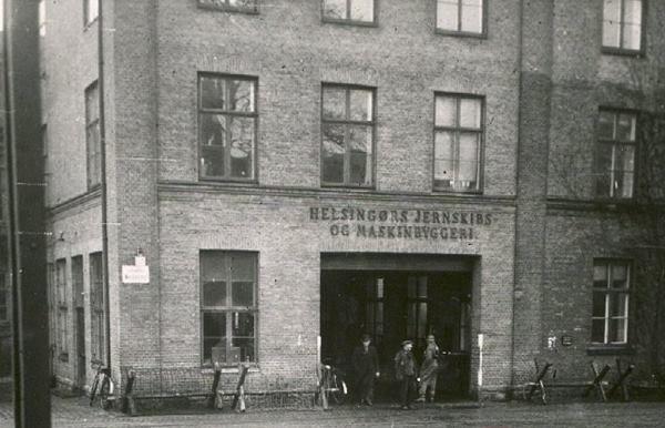 Image result for Helsingør Værft 1940-45