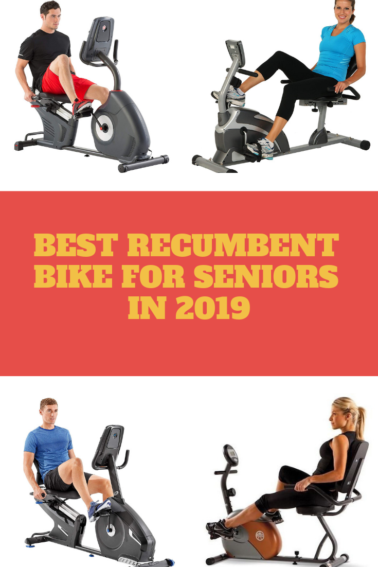 Best Recumbent Bike For Seniors In 2019 Workout Programs Trampoline Workout No Equipment Workout