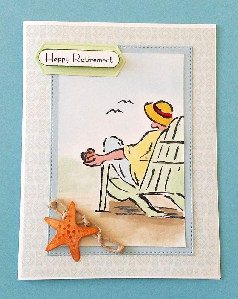 Handmade Retirement Card 'Floral Basket' - Handmade Cards ... |Handmade Retirement Cards