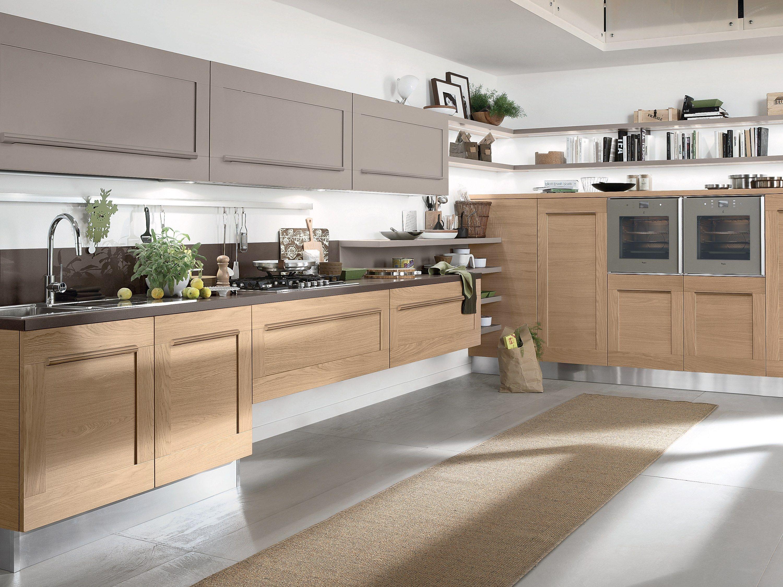 Noemi di Cucine Lube | Cucine open-space | Pinterest | Spaces