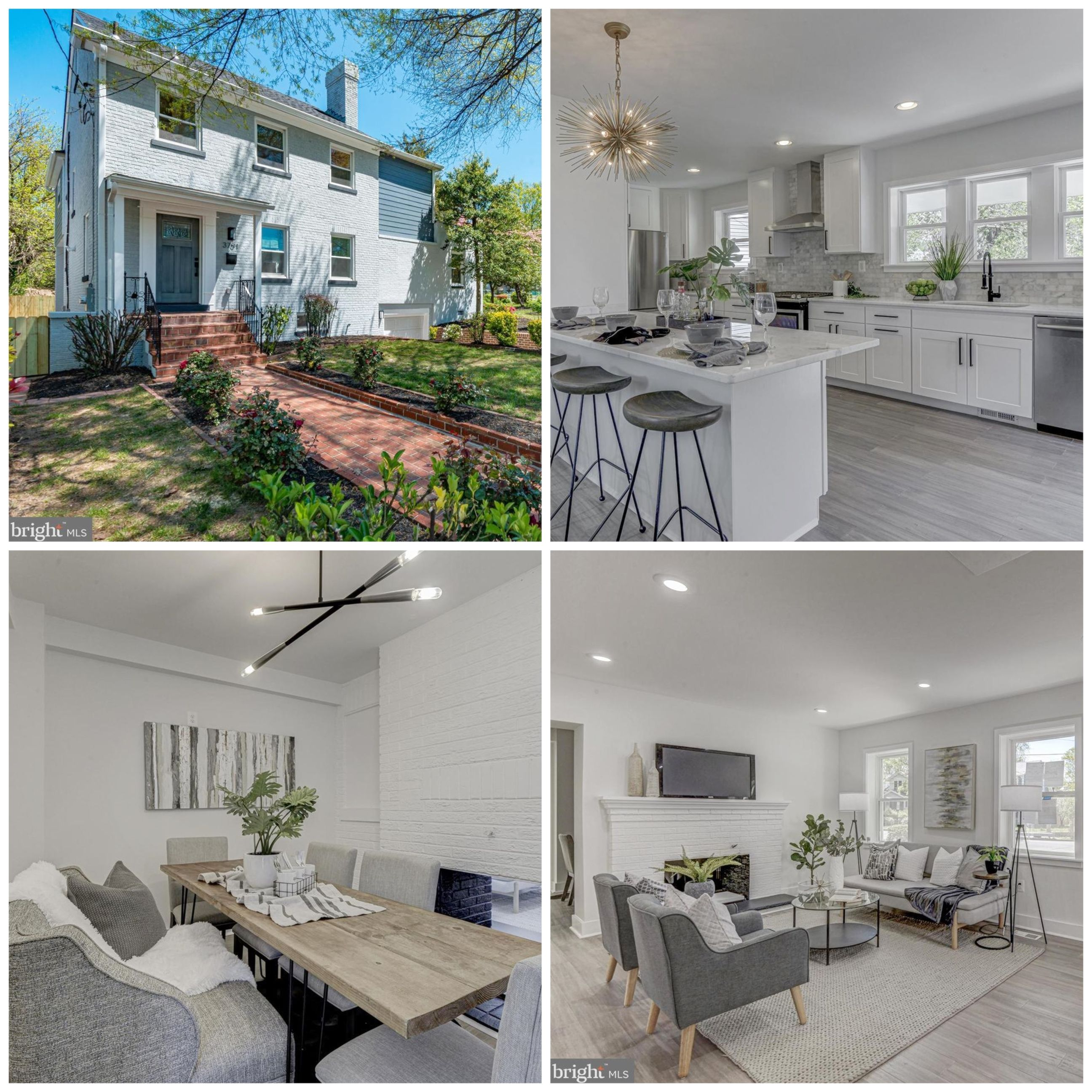 #CAZAListing #NewPrice 3701 South Dakota Ave NE, Washington, DC 20018 MLS DCDC466432 🛏🛏 4 🛁🛁 3.5 Get More Info or Schedule a Virtual or In-person Home Tour - CALL 703.651.6735 #Homes #HomeBuying #Realtor