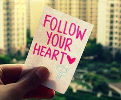 Follow it<3