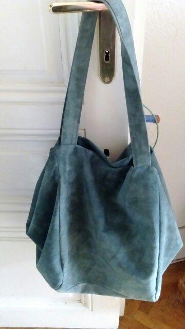 My First Self Made Bag