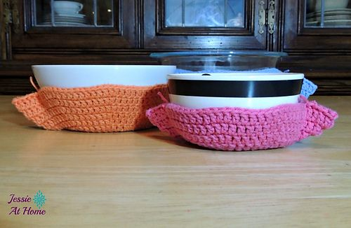 Crochet Bowl Covers Free Patterns And Video Crochet Bowl Free