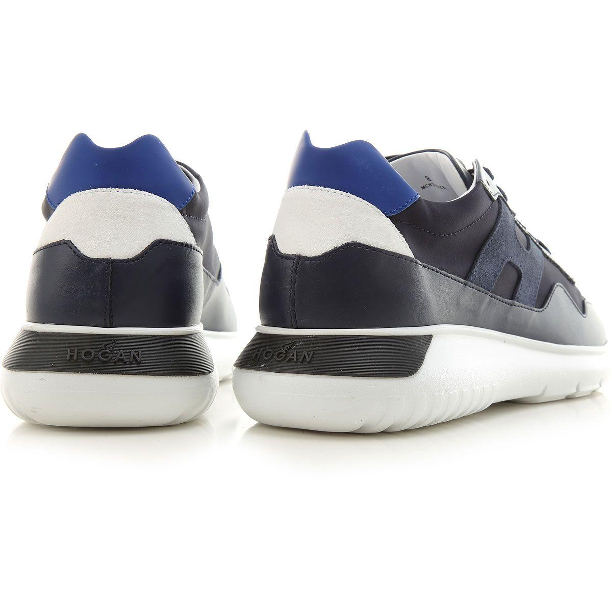 Mens Shoes Hogan, Style code: hxm3710aj18pfr51ab-- in 2021   Hogan ...