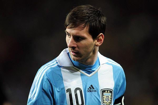 Una 'boludez' todo lo que dijeron de mí en Argentina: Messi.