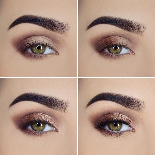 Everyday Neutral Smokey Eye Tutorial With Images Smokey Eye