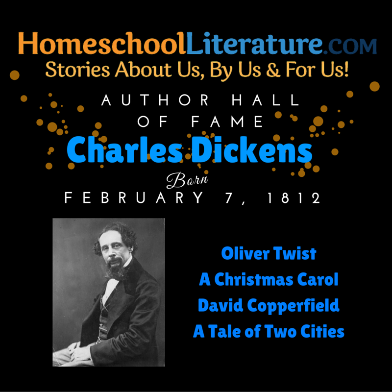 Charles Dickens was born on this day in 1812. What is your favorite book by this great author ...